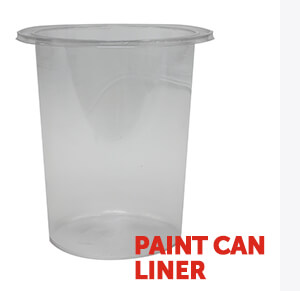 Paint Can Liner