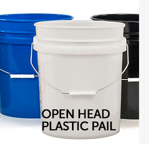 Open Head Pails