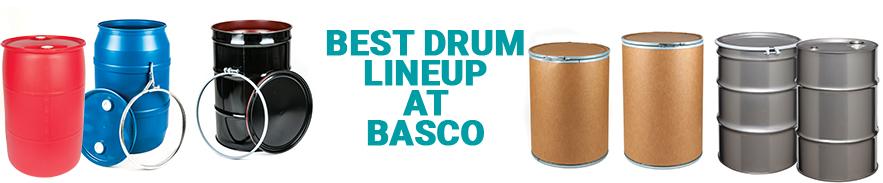 Drum Lineup at BASCO