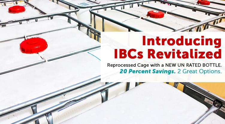 ReBottled IBC