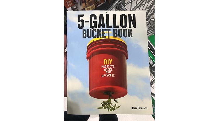 5 Gallon Bucket DIY Project Book BASCO USA
