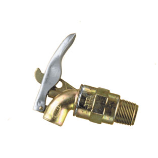 One 2 Gold Drum Faucet
